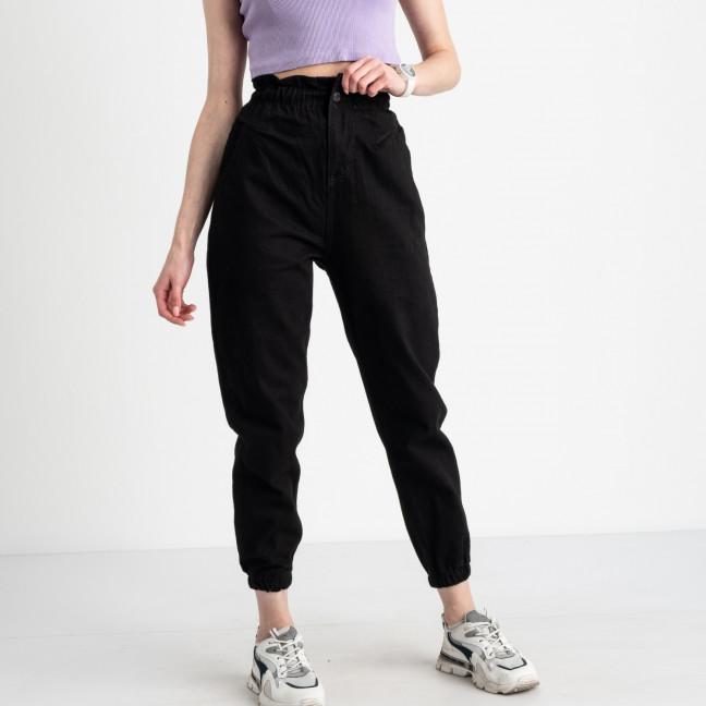 2124 Plus Denim джинсы черные котоновые (8 ед. размеры: 25.26/2.28/2.30/2.32) Plus Denim: артикул 1122757