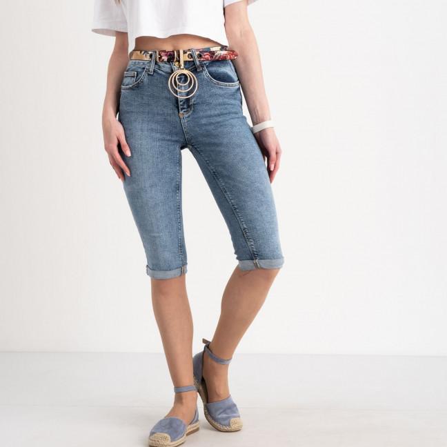 0638 Whats Up 90s джинсы женские голубые стрейчевые (5 ед. размеры: 26.27.28.29.30) Whats up 90s: артикул 1122594