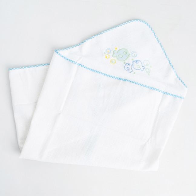 0028-10 белый уголок детский хлопковый (1 ед.) Маленьке сонечко: артикул 1121644