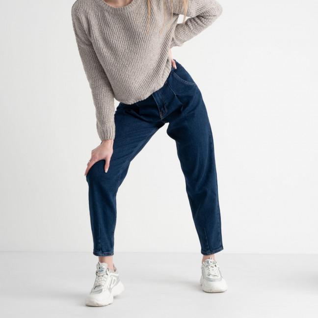 1224-1  Real Focus джинсы-баллоны синие стрейчевые( 5 ед. размеры: 25.26.27.28.29) Real Focus: артикул 1117477
