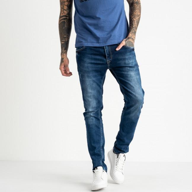 5924 Fashion Red джинсы мужские синие стрейчевые (8 ед. размеры: 29.30.31.32.32.33.34.36) Fashion Red: артикул 1117885