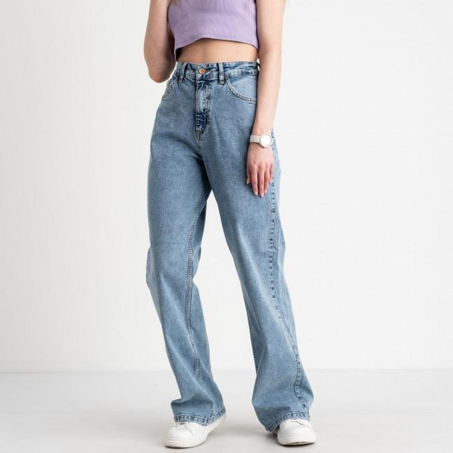 2523-774 Richone джинсы женские голубые стрейчевые (6 ед. размеры: 25.26.27.28.29.30) Richone: артикул 1122541