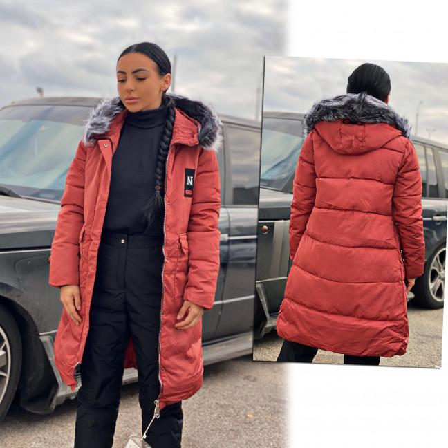 Куртка коралл женская еврозима 0807-4  Куртка: артикул 1116735