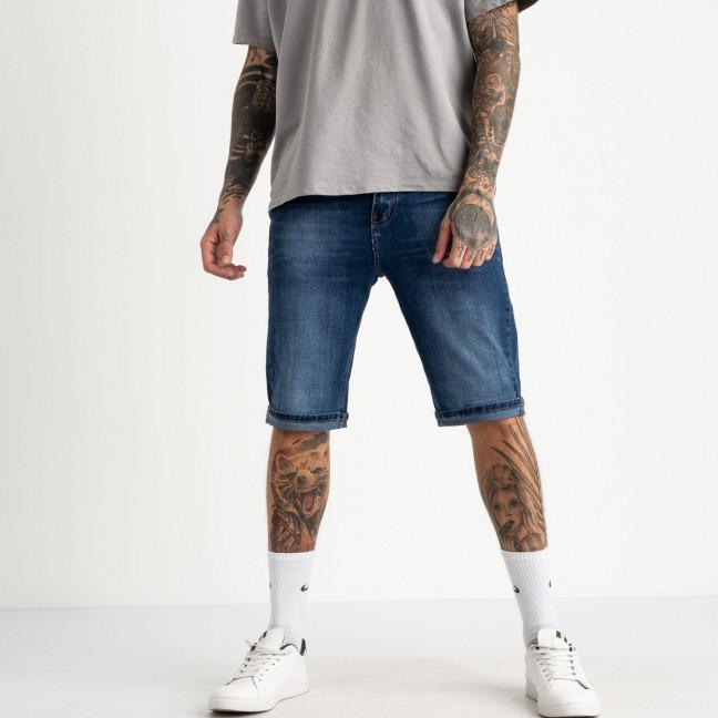 2219 Dsouaviet джинсовые шорты мужские голубые стрейчевые ( 8 ед. размеры: 29.30.31.32.33.34.36.38)  Dsouaviet: артикул 1121664