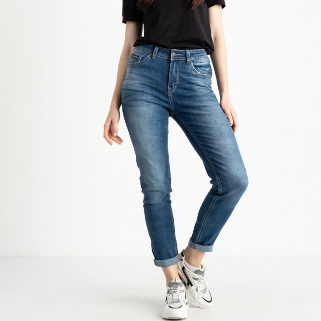 0547-8 A Relucky джинсы cиние полубатальные стрейчевые (6 ед. размеры: 28.29.30.31.32.33) Relucky: артикул 1121463