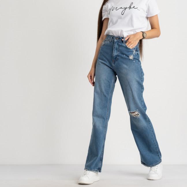 0764-2 Ponza джинсы голубые котоновые (5ед. размеры: 36/2.38/2.40) Ponza: артикул 1123180