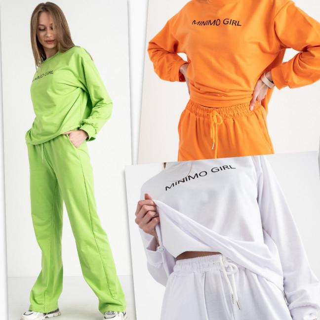 7807-99 M&C спортивный костюм женский микс 2-х цветов (3 ед. размеры: универсал S-L ) M&C: артикул 1122700
