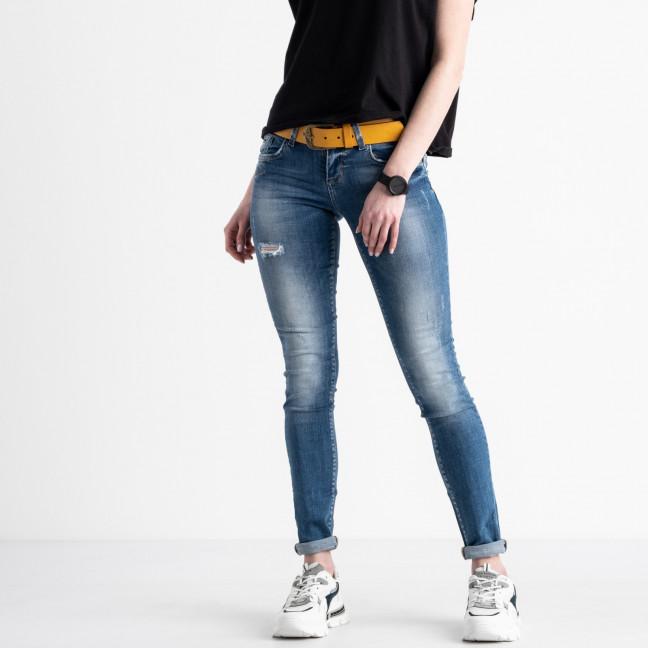 9321-570 Colibri джинсы женские голубые стрейчевые (6 ед. размеры: 25.26.27.28.29.30) Colibri: артикул 1118807