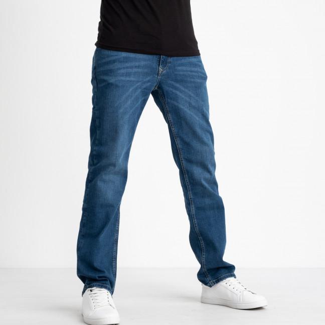 1935 Nescoly джинсы мужские синие стрейчевые (8 ед. размеры: 30.32.34/2.36/2.38.40) Nescoly: артикул 1119899