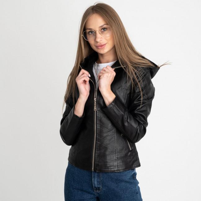 0360 куртка женская из кожзама (5 ед. размеры: S.M.L.XL.XXL) Куртка: артикул 1123503