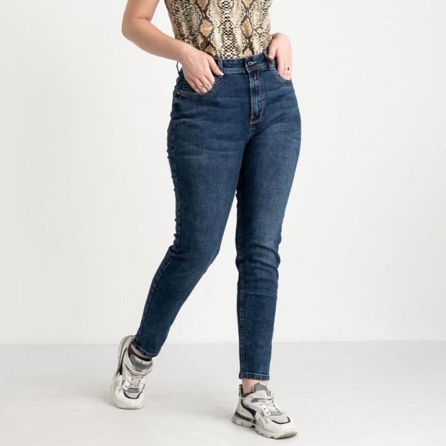 0056-1 А Relucky джинсы батальные синие стрейчевые (6 ед. размеры: 31.32.33.34.36.38) Relucky: артикул 1123486