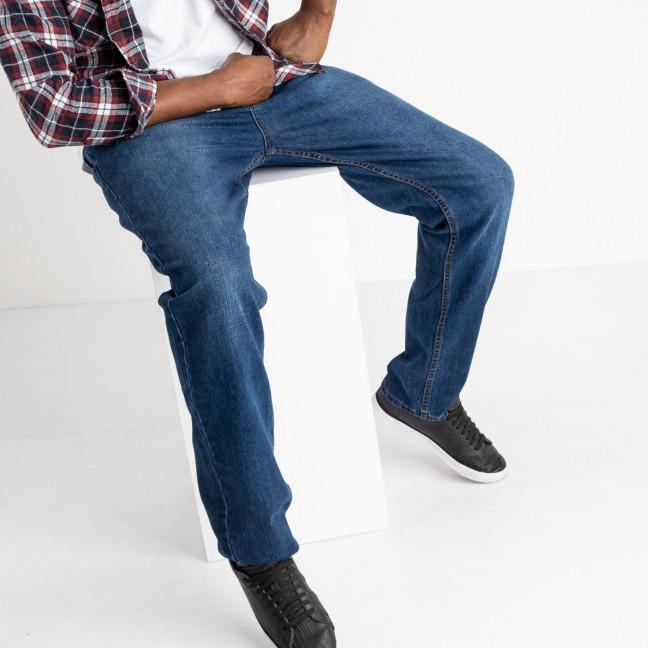 0132 TD Vitions джинсы батальные синие стрейчевые (6 ед. размеры: 40.42.44.46.48.50) Vitions: артикул 1118309