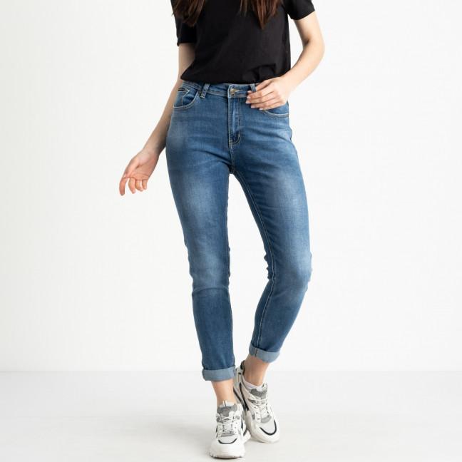 0548-8 AF Relucky джинсы cиние полубатальные стрейчевые (6 ед. размеры: 28.29.30.31.32.33) Relucky: артикул 1121464