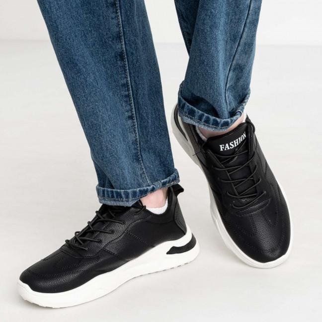 211020-51 черные кроссовки мужские (8 ед. размеры: 39.40.41.42.42.43.43.44) Кроссовки: артикул 1119487
