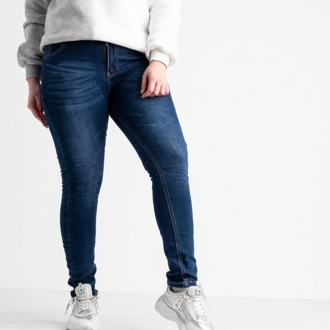 0803 Fashion jeans джинсы батальные женские синие стрейчевые (6 ед. размеры: 30.31.32.33.34.36) Fashion jeans: артикул 1118256