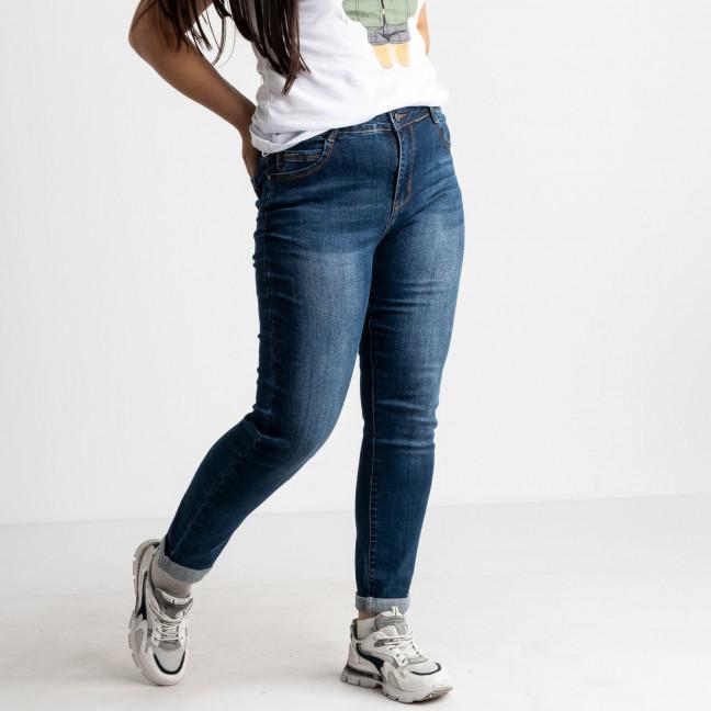 3116 KT.Moss джинсы полубатальные синие стрейчевые (6 ед. размеры: 28.29.30.31.32.33) KT.Moss: артикул 1123410