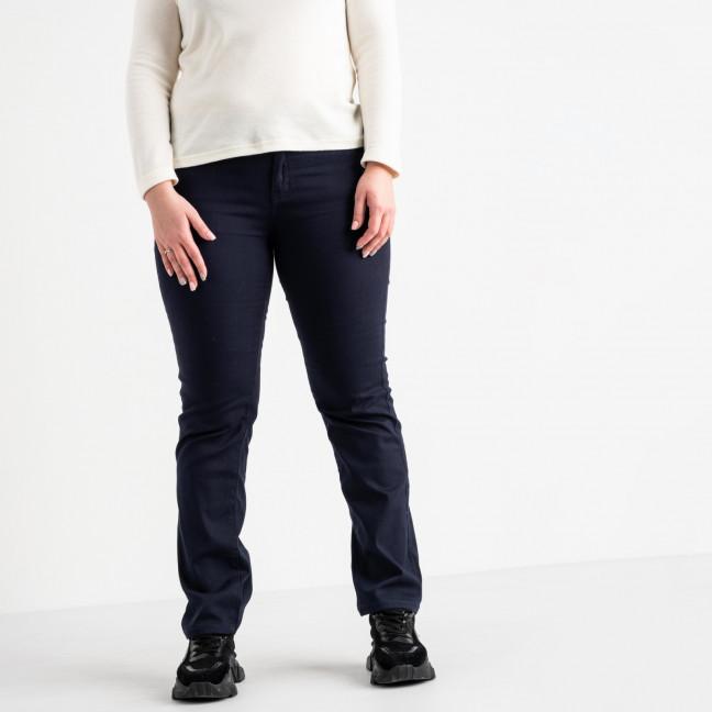 9762-R Sunbird темно-синие джинсы батальные стрейчевые (6 ед. размеры: 30.31.32.33.34.35) Sunbird: артикул 1092306