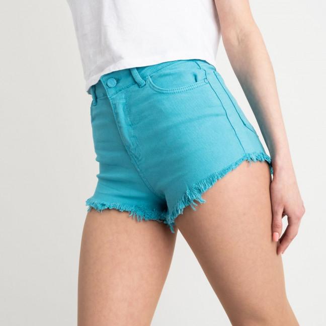 0031-6 Arox шорты джинсовые голубые стрейчевые ( 6 ед. размеры: 25.26.27.28.29.30) Arox: артикул 1122234