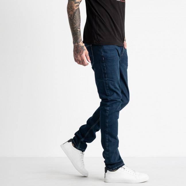 1937-1 Nescoly джинсы мужские синие стрейчевые (6 ед. размеры: 30/3.32.34.36) Nescoly: артикул 1120502