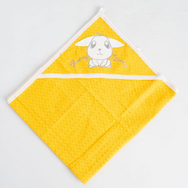 0027-1 желтый уголок детский хлопковый (1 ед.) Маленьке сонечко: артикул 1121634