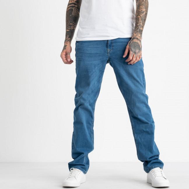 1934-6 Nescoly джинсы мужские голубые стрейчевые (7 ед. размеры: 30.32/3.38/2.40) Nescoly: артикул 1120376