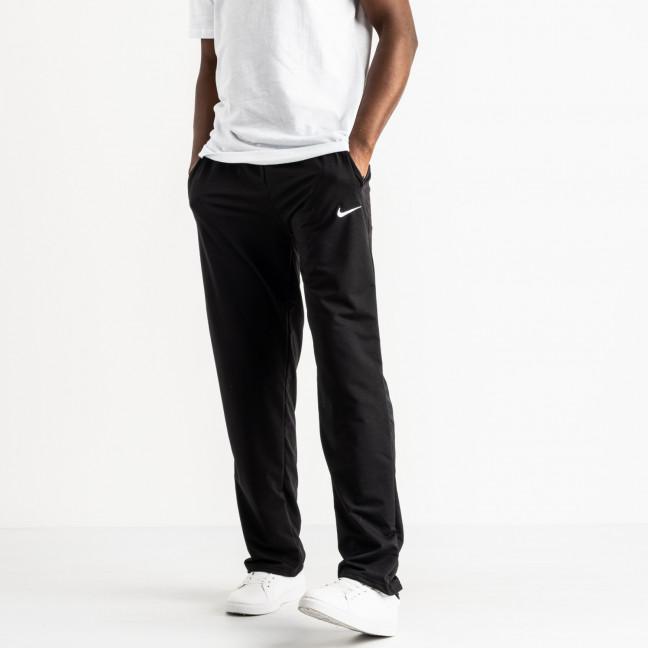 16300-1 черные брюки спортивные мужские батальные (4 ед. размеры: 56.58.60.62) Спортивные штаны: артикул 1118677