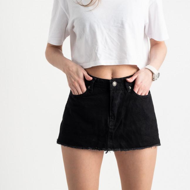 2879 Xray шорты женские черные котоновые(5 ед. размеры: 34.36.38.40.42) XRAY: артикул 1122279
