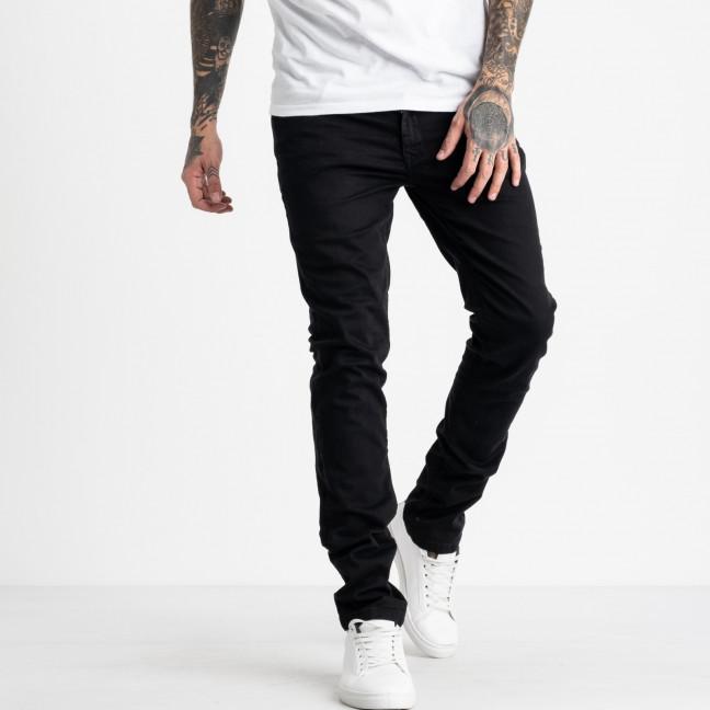 1931 Nescoly джинсы мужские черные стрейчевые (8 ед. размеры: 30.32/2.34/2.36.38.40) Nescoly: артикул 1119895