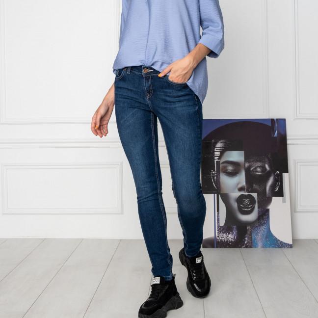 1942 Nescoly джинсы полубатальные синие стрейчевые (8 ед. размеры: 27.28.29/2.30/2.32.34) Nescoly: артикул 1123679