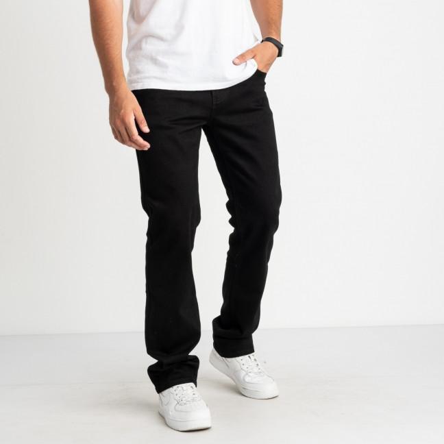 9963 God Baron джинсы черные стрейчевые (8 ед. размеры: 32.33.34.36/2.38.40.42) God Baron: артикул 1123646