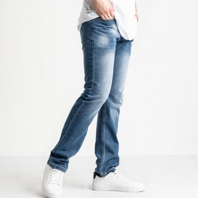0601 L Likgass джинсы мужские голубые котоновые (7 ед. размеры: 29.30.31.32.33.34.36) Likgass: артикул 1118906