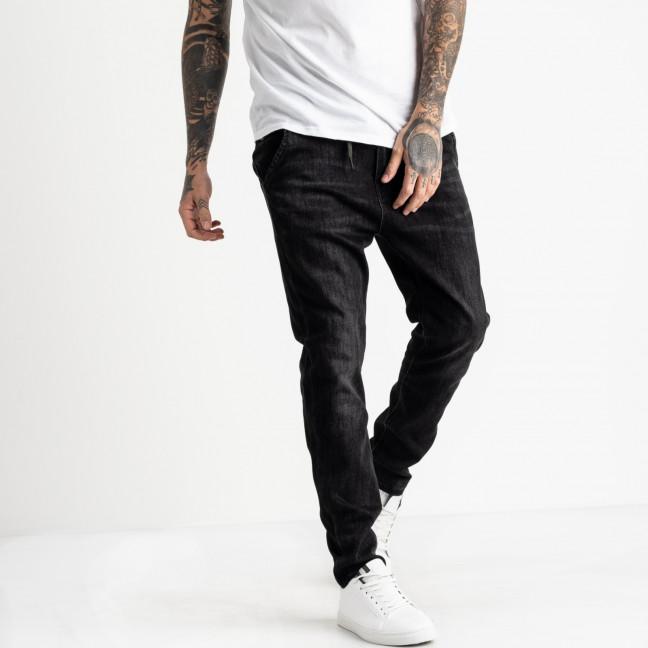 0005 JKHN джинсы мужские серые стрейчевые (8 ед. размеры: 28.29.30.31.32.33.34.36) JKHN: артикул 1119108