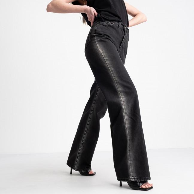 0759 Ponza джинсы-клёш серые котоновые (7 ед. размеры: 34/2.36/2.38/2.40) Ponza: артикул 1120833