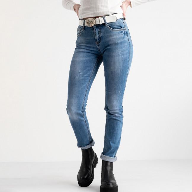 8356 Vanver джинсы голубые стрейчевые (6 ед. размеры: 25.26.27.28.29.30) Vanver: артикул 1118374