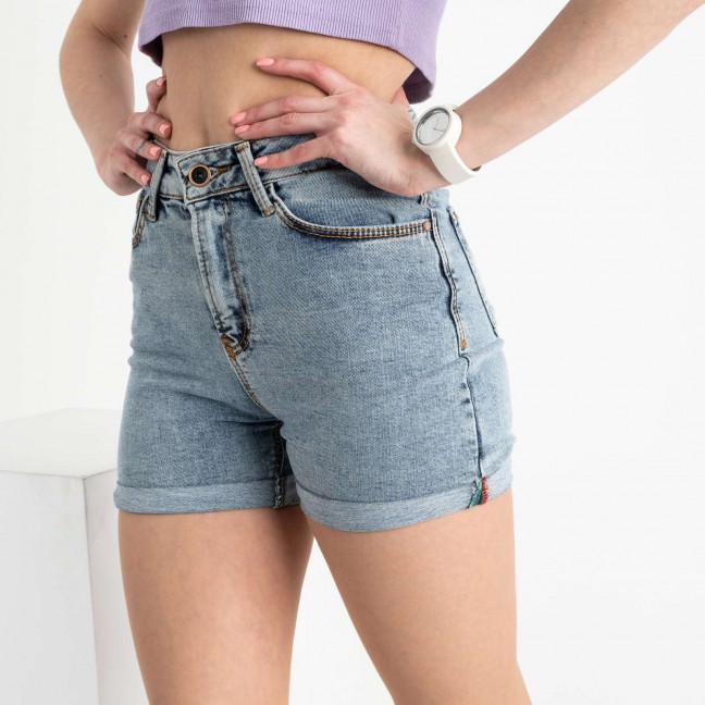 37101-16 Arox шорты джинсовые голубые стрейчевые (6 ед. размеры: 26.27.28.29.30.31) Arox: артикул 1122269