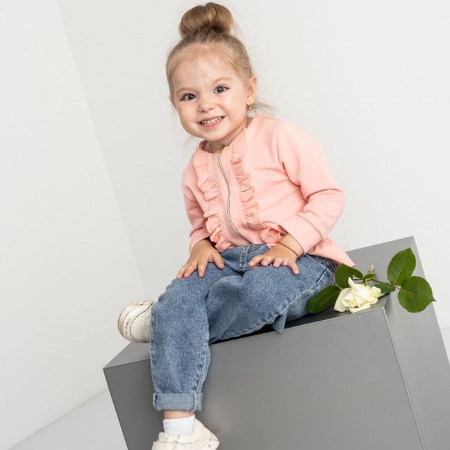 1185 кофта персиковая на девочку 1-3 года (3 ед. размеры: 86.92.98) Маленьке сонечко: артикул 1121539