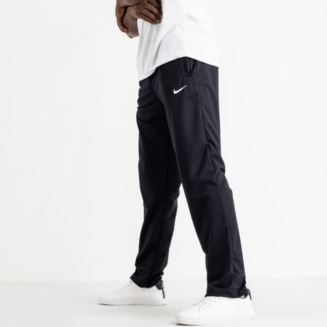 16300-2  темно-синие брюки спортивные мужские батальные (4 ед. размеры: 56.58.60.62) Спортивные штаны: артикул 1118676
