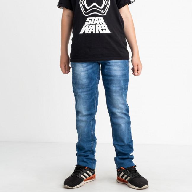 0091-3 Vingvgs джинсы юниор синие стрейчевые (7 ед. размеры: 25.26.27.28.29.30.31) Vingvgs: артикул 1122503