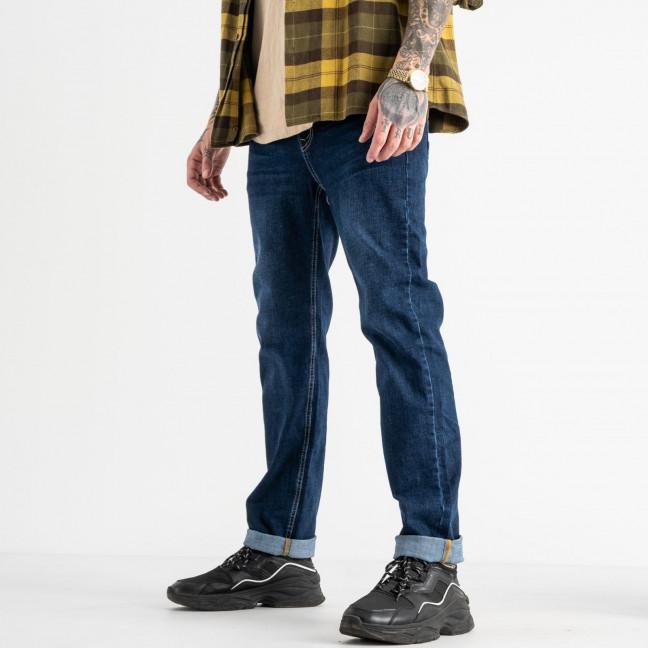 0928-5 Relucky джинсы мужские синие стрейчевые (8 ед. размеры: 29.30.31.32.33.34.36.38) Relucky: артикул 1115104