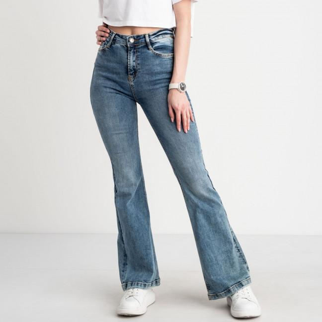 1501-33 Arox джинсы-клёш голубые стрейчевые (6 ед. размеры: 38.40.42.44.46.48) Arox: артикул 1122787