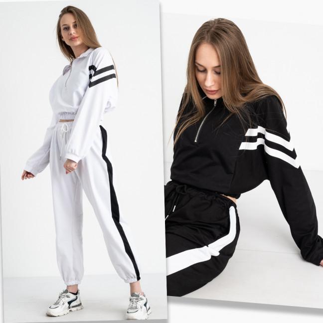 7695-3 M&C спортивный костюм женский микс 2-х цветов (3 ед. размеры: универсал S-L ) M&C: артикул 1122618