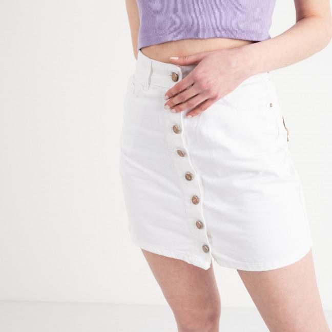 0001-751 Arox юбка на пуговицах белая котоновая (4 ед. размеры: 34.36.38.40) Arox: артикул 1118975