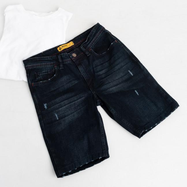 1959 Nescoly шорты мужские синие стрейчевые (6 ед. размеры: 30/2.32.34/2.38)  Nescoly: артикул 1122168