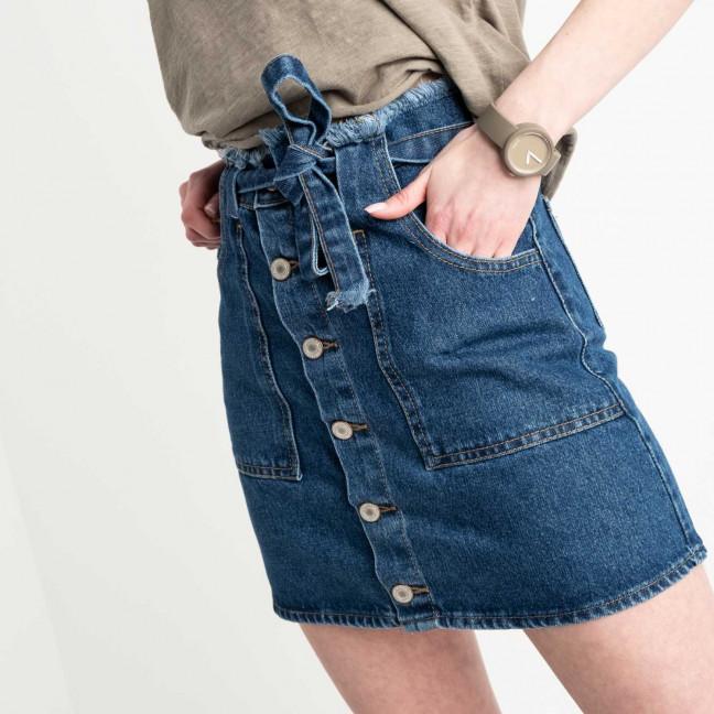 2958 Xray юбка джинсовая синяя котоновая (6 ед. размеры: 34/2.36/2.38.40) XRAY: артикул 1120090