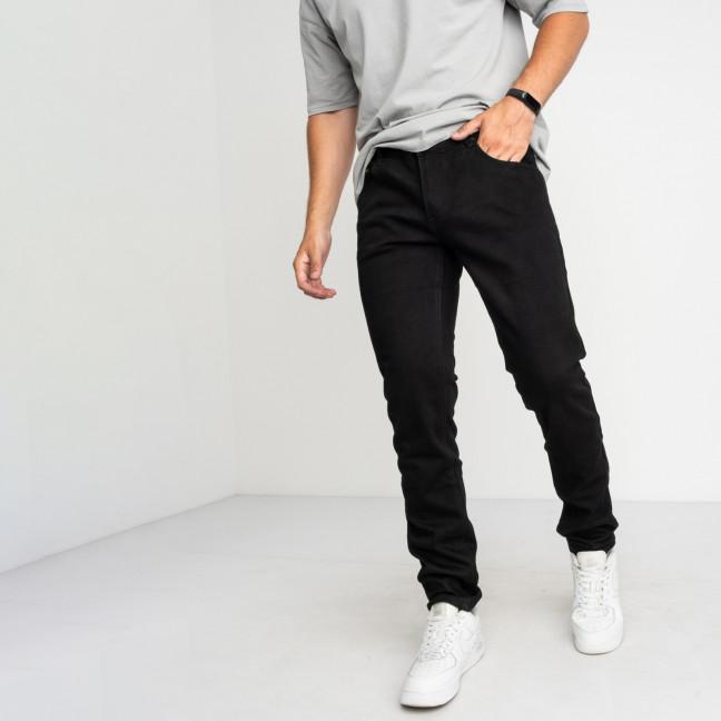 9949 God Baron джинсы черные стрейчевые (8 ед. размеры: 29.30.31.32.33.34.36.38) God Baron: артикул 1123640