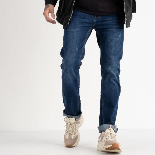1051 LS джинсы синие стрейчевые (8 ед. размеры: 29.30.31.32.33.34.36.38) LS: артикул 1118311
