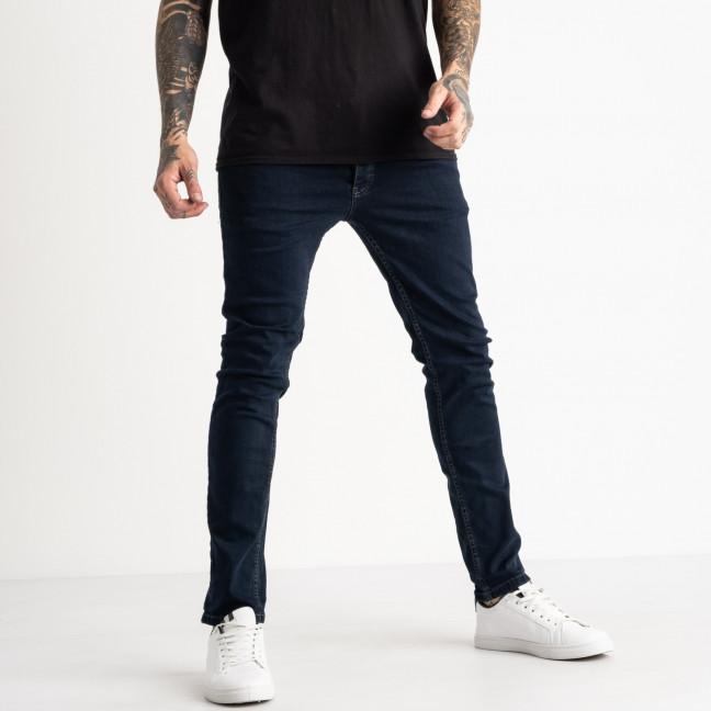 1619-1 Destry джинсы мужские синие стрейчевые (8 ед. размеры: 29.30.31.32.32.32.34.36) Destry: артикул 1119517-1