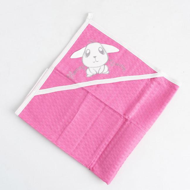 0027-5 розовый уголок детский хлопковый (1 ед.) Маленьке сонечко: артикул 1121638