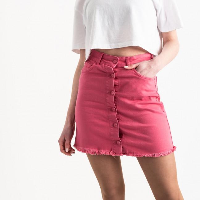 0401 Arox юбка розовая котоновая (4 ед. размеры: 34.36.38.40) Arox: артикул 1118963