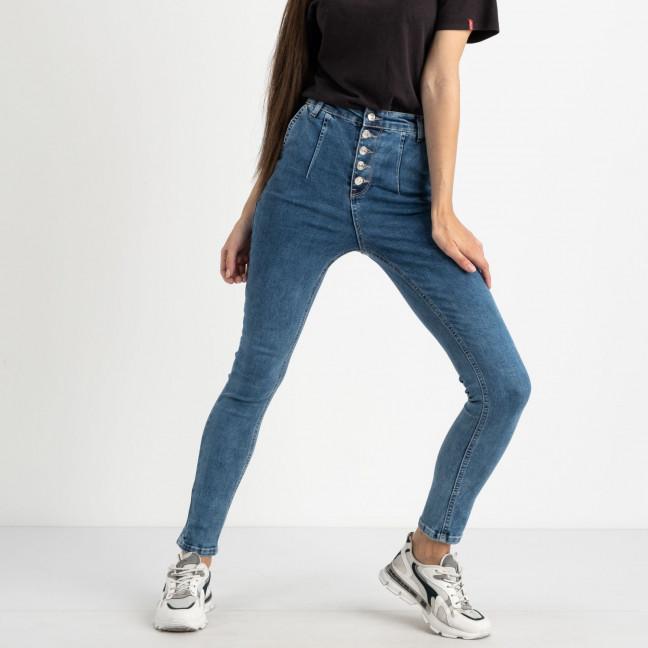 0643 Periscope джинсы женские голубые стрейчевые (6 ед. размеры: 36.38/2.40/2.42) Periscope: артикул 1123098